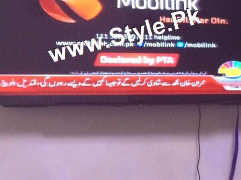 Supermodel Qandeel Baloch Proposed Imran Khan (5)