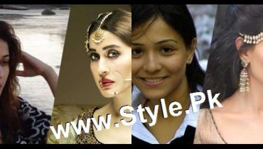See Pakistani Celebrities with and without Makeup