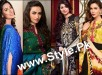 See Which Celebrity looked best in Gul Ahmed Winter Collection 2015
