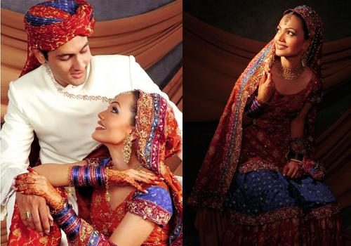 amina and mohib marriage