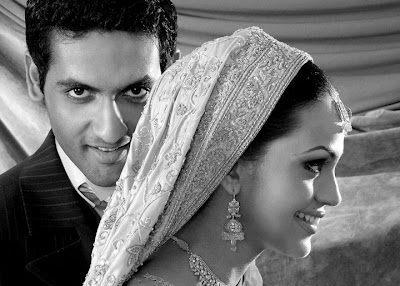 amina sheikh and mohib mirza wedding pics