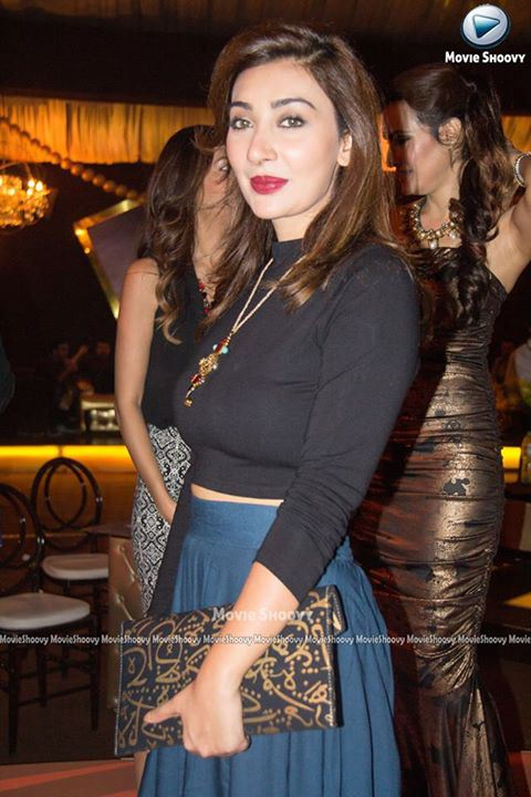 ayesha khan gorgeous at magum party