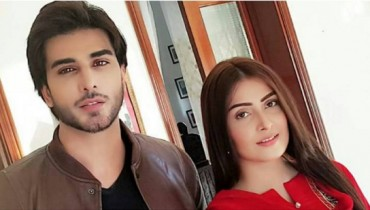 ayeza khan and imran abbas latest dramas