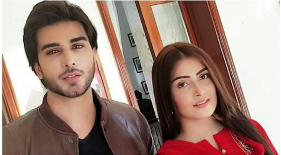 pictures of ayeza khan and imran abbas