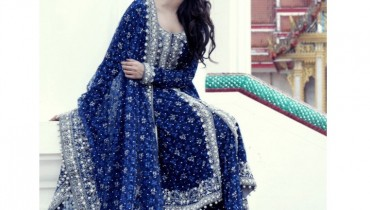 beautiful pakistani bridal dress 2016 new