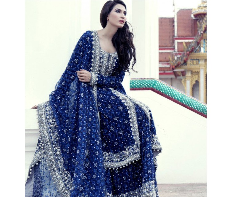 Pakistani Bridal Dresses 2016 That Will Take Your Breathe