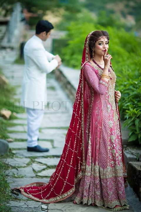 Designer Bridal Dresses 2016 Pakistani Kapray Online Shopping