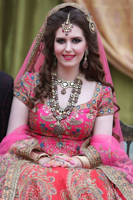 bridal makeup Pakistan Bridal Makeup Ideas