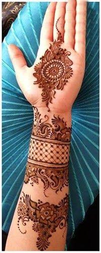 bridal mehndi designss