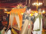 celebrities at meera ansari marriage