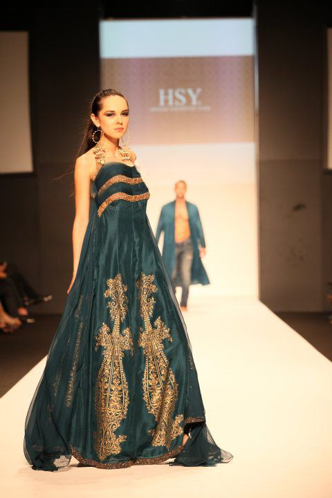 designers party dresses by HSY