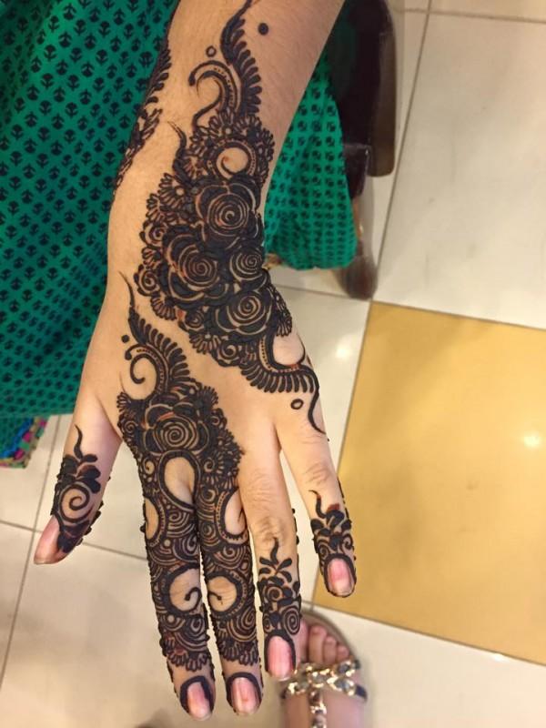 Unique Mehndi Designs 2016 : Latest mehndi designs mehandi images