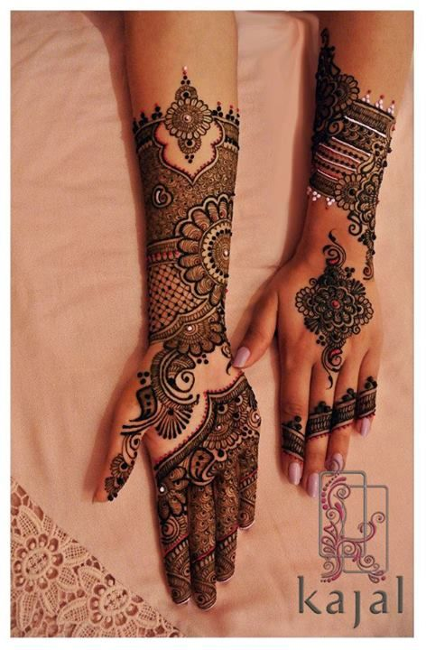 indain mehndi designs 2016- good