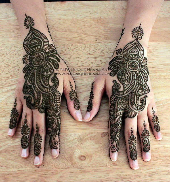 indian mehndi designs- fab