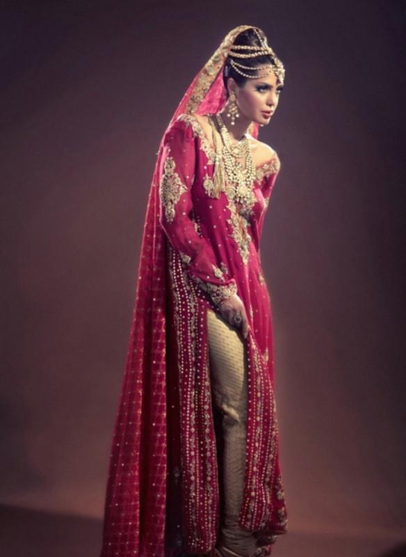 latest bridal dresses for girls
