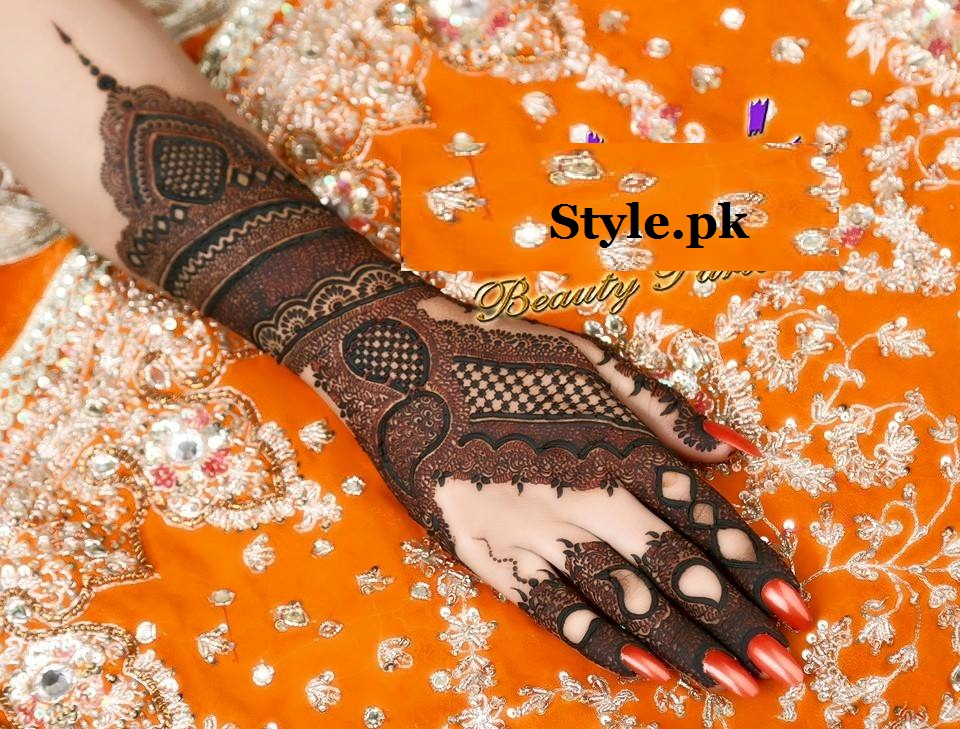 Mehndi Bracelet Designs 2016 : Latest mehndi designs mehandi images