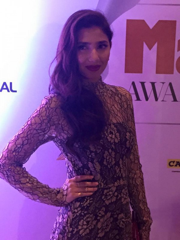 mahira khan at masala awards