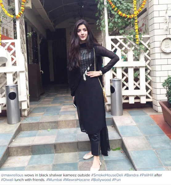 mawra hocane in india