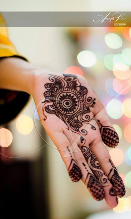 Mehndi Design 2016 New