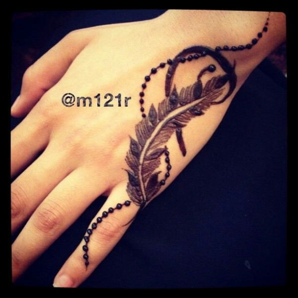 Mehndi Designs 2016 For Girls