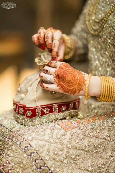 mendi designs for brides