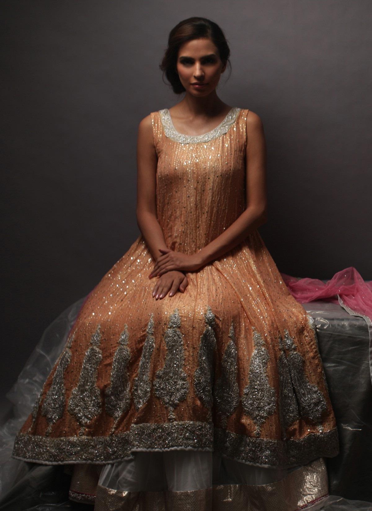 Pakistani Bridal Dress 2016
