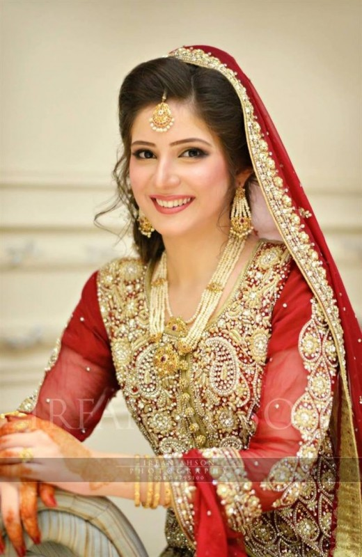 Pearls pakistani bridal jewelry sets
