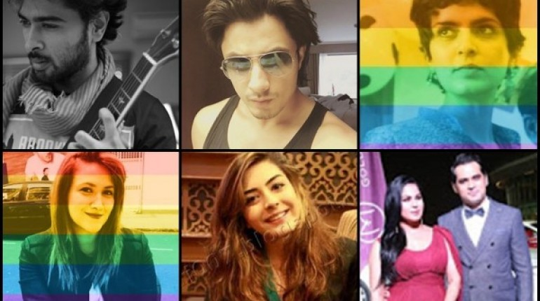 Homosexuality in pakistan showbiz