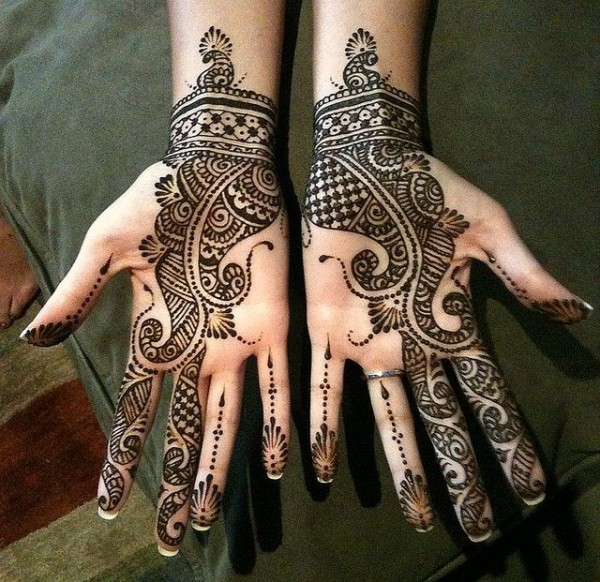 pakistani mehndi design 3