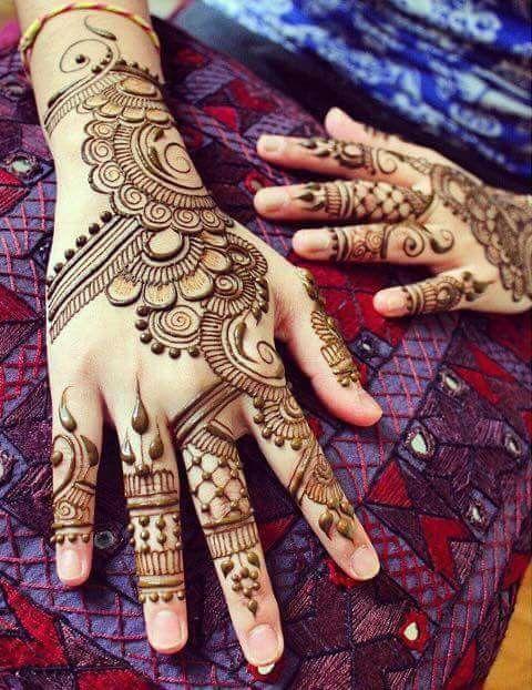 pakistani mehndi designs 2016- 5