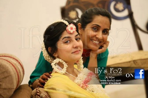 sanam baloch and sibreen hisbani