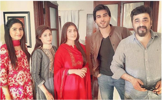 latest pictures of ayeza khan and imran abbas