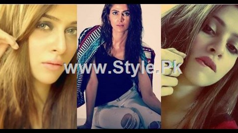 See 10 Pictures that show Arij Fatima is hottest actress ever