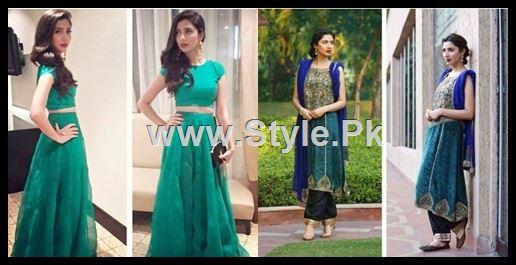 See 5 Times Mahira Khan rocked in Feeha Jamshed's dresses