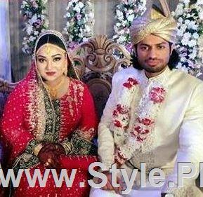 See Actress Uroosa Siddiqui got married