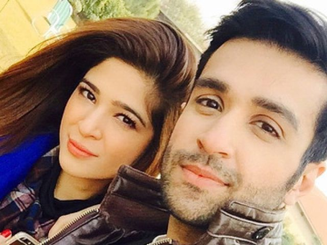 Ayesha Omer and Azfar Rehman accident