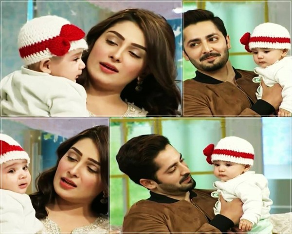 See Ayeza Khan and Danish Taimoor in Ek Nayee Subha