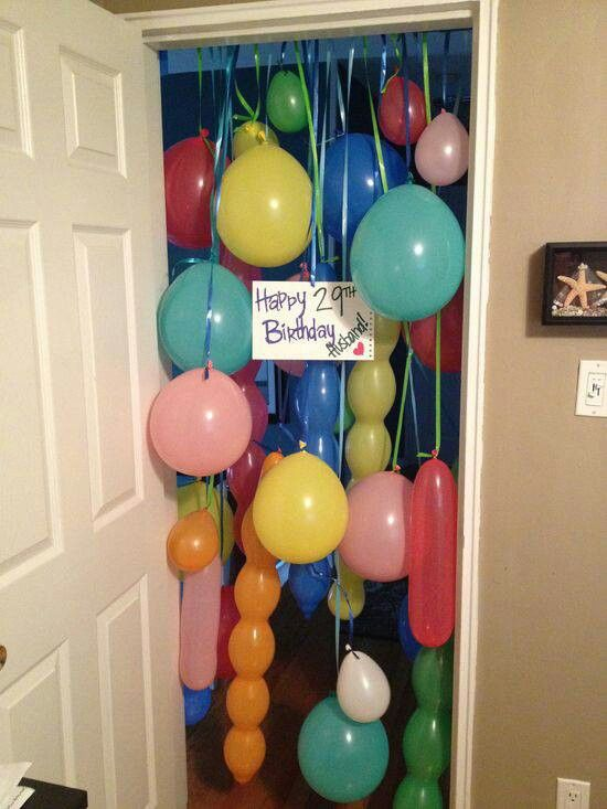 Birthday Decoration Ideas 2016 .cupboard