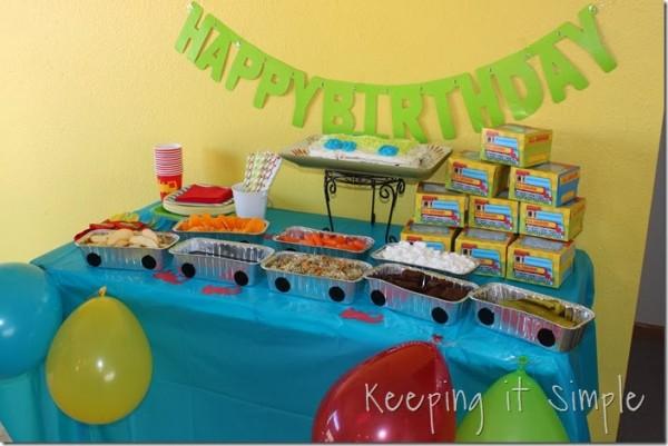 Birthday Decoration Ideas 2016 -boy