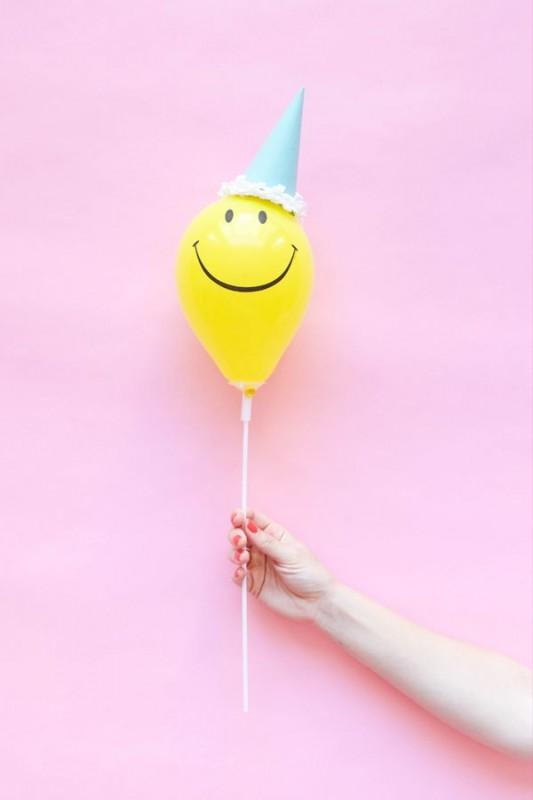 Birthday Decoration Ideas 2016 -smile