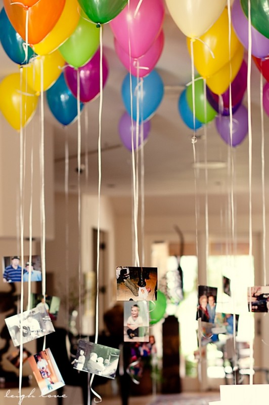 Birthday Decoration Ideas 2016 -snaps