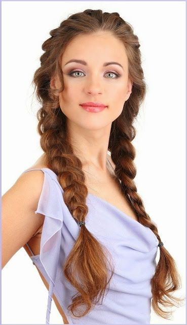 Braided Hairstyles 2016 for Girls - funky