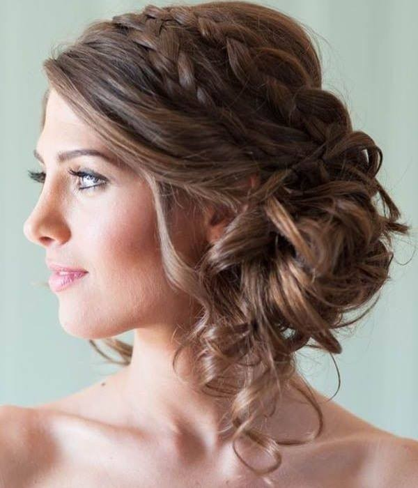 Braided Hairstyles 2016 for Girls -graceful