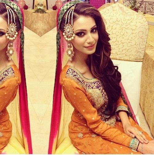 Latest Indian Wedding Hairstyles 2016 2017: Best Bridal Wedding Hairstyles 2017