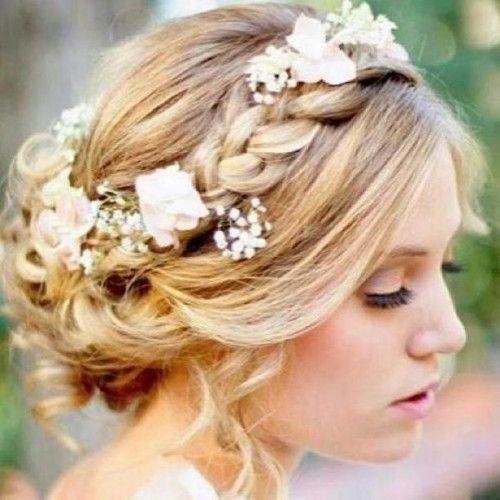 Bridal Hairstyles  look