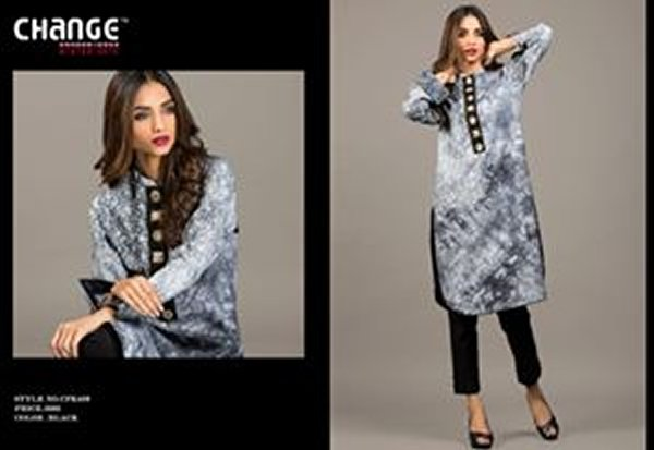 Change Winter Collection  2016 For Women