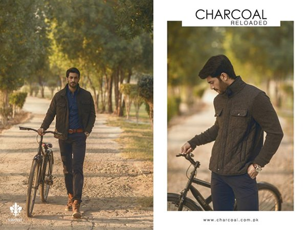 Charcoal Winter Collection 2015 - 2016 For Men0010