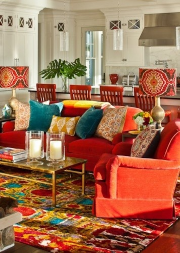 Colorful Interior Home Decoration- awsume