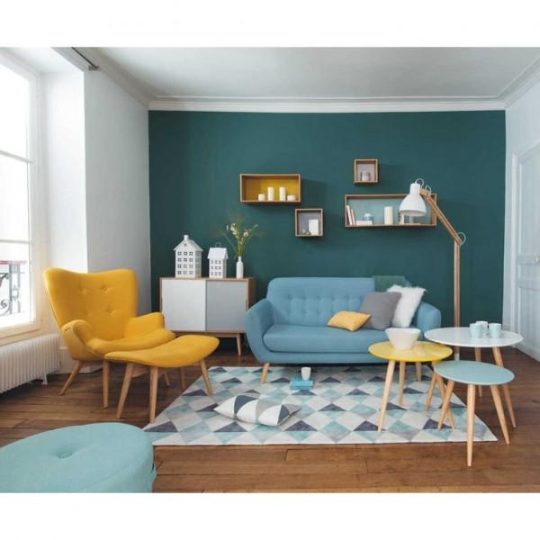 Colorful Interior Home Decoration- room
