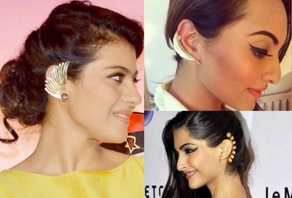 Ear Cuffs Trend 2016-indian